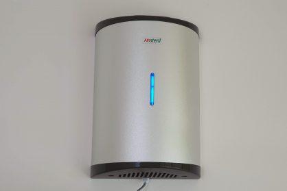 Urządzenie do sterylizacji powietrza – AIRsteril /Wielka Brytania/